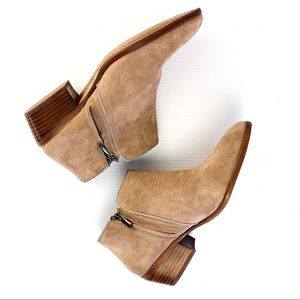 Sam Edelman Ankle Booties Size 10